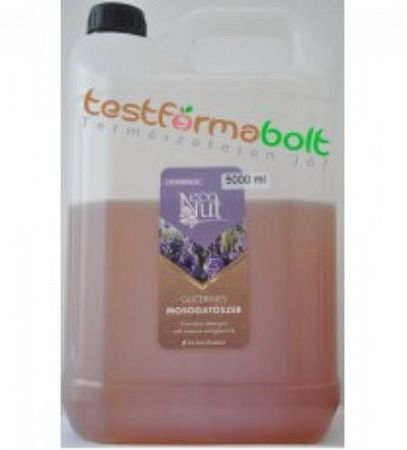 EcoNut mosódiós mosogatószer glicerinnel, 5 l - Levendula
