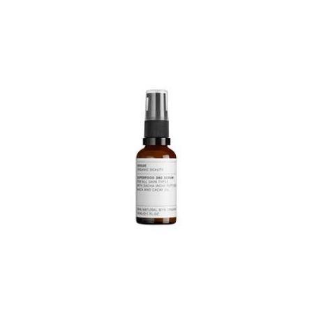 Evolve Organic Beauty Bőrfiatalító bio superfood szérum 30 ml