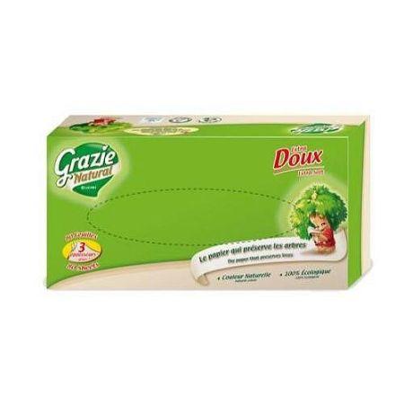Grazie öko papírzsebkendő 80 db