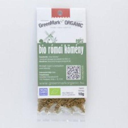 Greenmark bio római kömény egész, 10 g