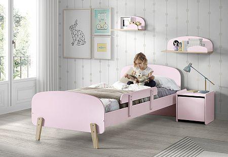 Gyerekágy KIDDY - rózsaszín