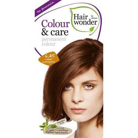 Hairwonder colour&care 6.45 rézmahagóni, 1 db