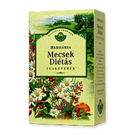 Herbária Mecsek diétás teakeverék, szálas, 100 g