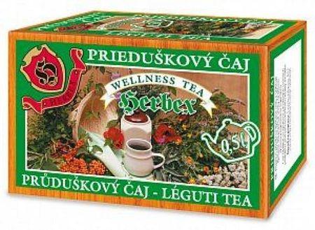 Herbex Légúti tea, 20 filter