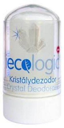 Iecologic kristály dezodor, 60 g