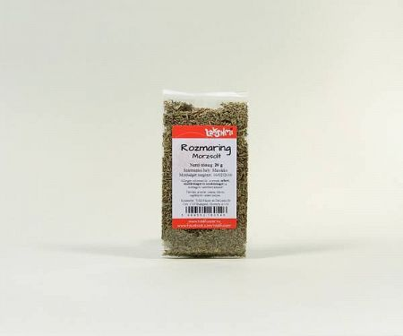 Lakshmi rozmaring, morzsolt, 20 g