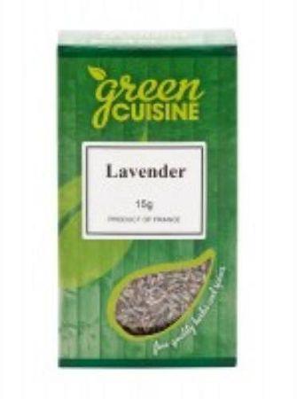 Levendula - Green Cuisine
