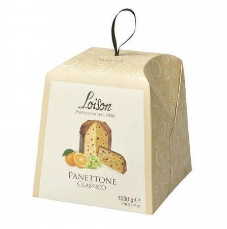 Loison aszalt gyümölcsös panettone, olasz kuglóf 1000 g