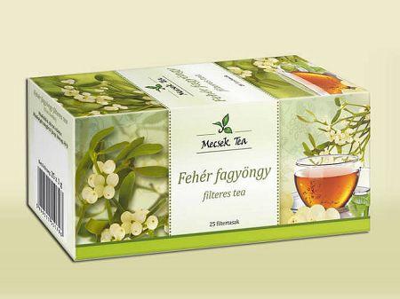 Mecsek Fehér fagyöngy tea, 25 filter