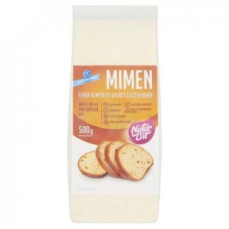 Mimen világos kenyér-kalács lisztkeverék, 500 g