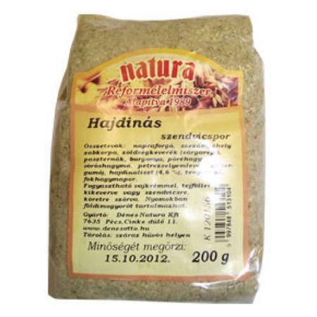 Natura hajdinás szendvicskrémpor, 200 g