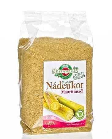 Naturganik mauritius-i nádcukor, 1000 g