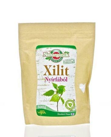 Naturganik Xilit nyírfából, 500 g
