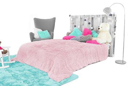 Pléd és ágytakaró ELMO pink