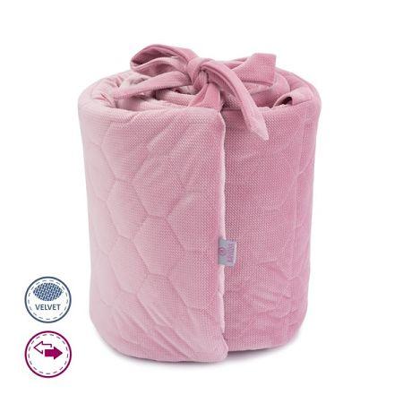 Rácsvédő - VELVET - rózsaszín