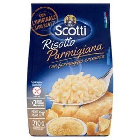 Riso Scotti - Rizottó parmezános 210 gr