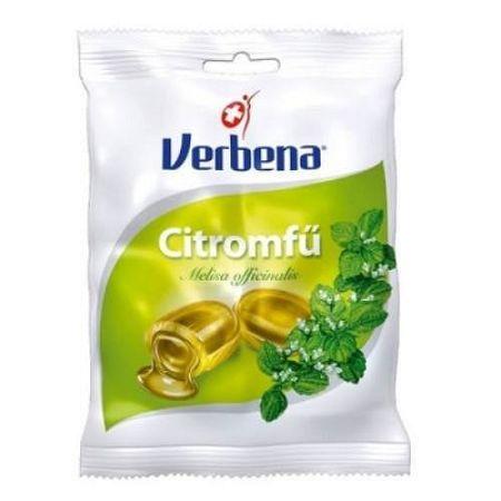 Verbena cukorka citromfű, 60 g